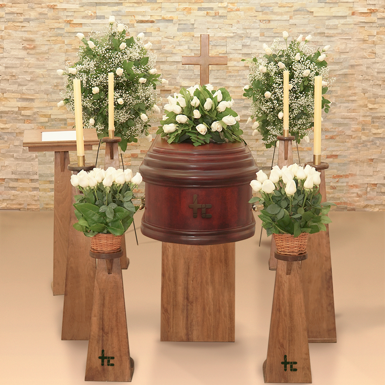 Funeraria del Hogar de Cristo, planes 500, ceremonias funeraria